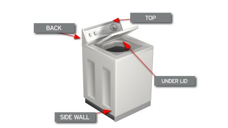 how to fix my washing machine spinner